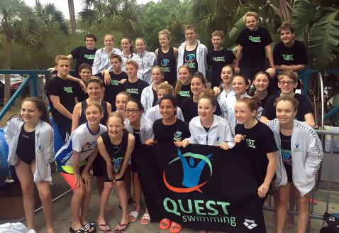 Quest Swim Team