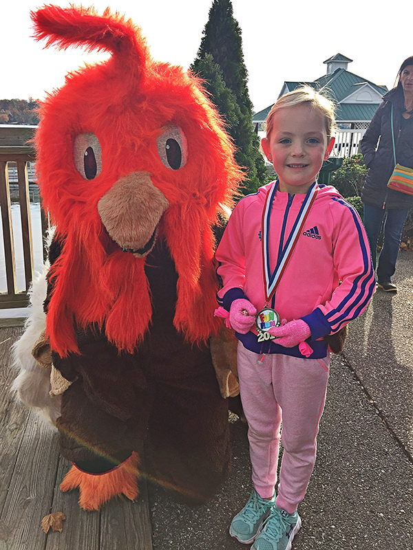 2017 Woodlake Turkey Trot