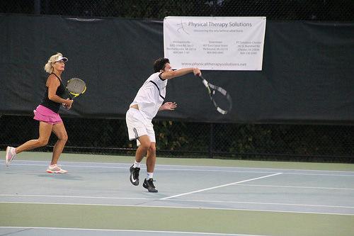 Woodlake Tennis